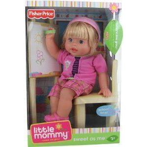 Little Mommy Sweet As Me School Time ドール 人形 フィギュア