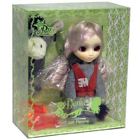 Little Pullip(プーリップ) Donkey Doll ドール 人形 フィギュア