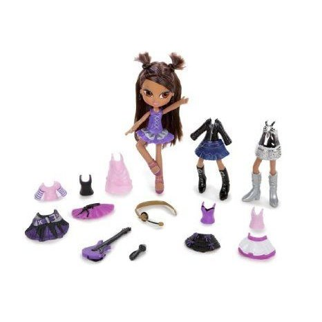 Little Tikes Bratz (ブラッツ) Kidz Snap-On Concert- Yasmin ドール 人形 フィギュア
