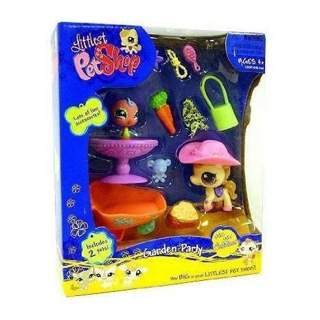 Littlest Pet Shop (リトルペットショップ) Exclusive Cuddliest Portable Gift Set (ギフトセット) Gard
