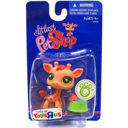 Littlest Pet Shop (リトルペットショップ) Exclusive ピンク Giraffe #943
