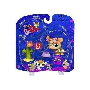 Littlest Pet Shop (リトルペットショップ) Pets On the Go Armadillo with Cactus