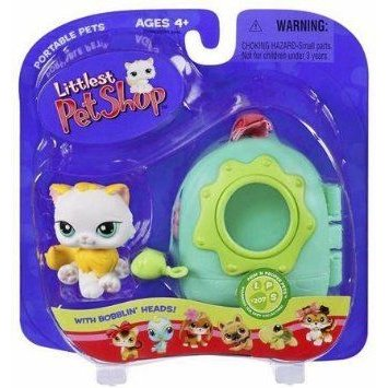 Littlest Pet Shop (リトルペットショップ) Portable Pets Cat
