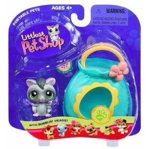 Littlest Pet Shop (リトルペットショップ) Sugar Glider with Pouch 214