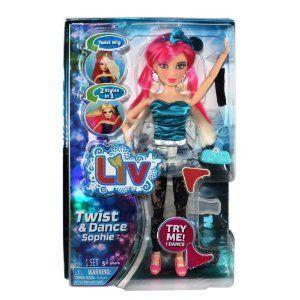 Liv - Dance Doll - Sophie ドール 人形 フィギュア