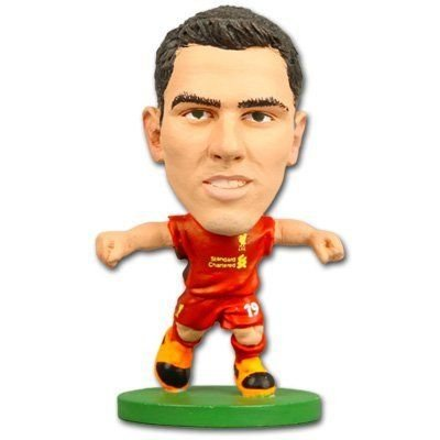 Liverpool FC. Stewart Downing SoccerStarz Figure with Collectors Card フィギュア ダイキャスト 人形