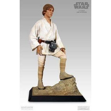 Luke Skywalker (ルーク・スカイウォーカー) 1/4 Scale Star Wars (スターウォーズ) アクションフィギュ