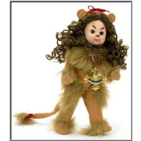 Madame Alexander (マダムアレクサンダー) Cowardly Lion Wizard Of Oz Jack 8 Inch Collectible Doll! C