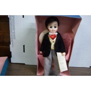 Madame Alexander (マダムアレクサンダー) Doll Rhett 12 'Inch Doll #1380 ドール 人形 フィギュア