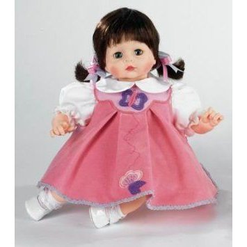 Madame Alexander (マダムアレクサンダー) Dolls Baby Alexander, Blushing Butterflies Pussycat-Brunet