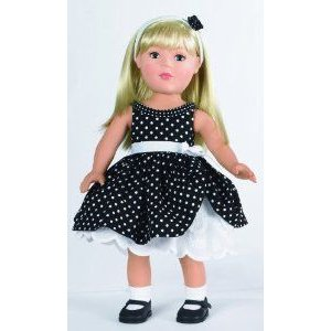 Madame Alexander (マダムアレクサンダー) Dolls, 18 Turning Heads, Favorite Friends Collection ドー
