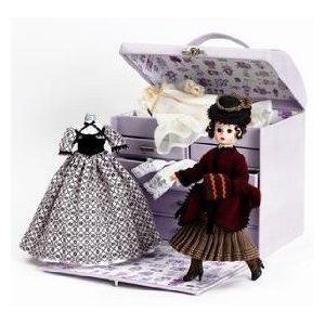 Madame Alexander (マダムアレクサンダー) Little Women Beth's Doll Trunk Set ドール 人形 フィギュア