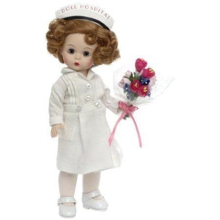 Madame Alexander (マダムアレクサンダー) Nurse Wendy Fashion Doll ドール 人形 フィギュア
