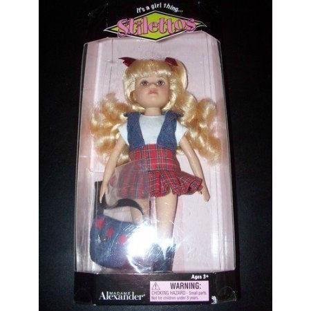 Madame Alexander (マダムアレクサンダー) Stilettos Nikki Doll ドール 人形 フィギュア
