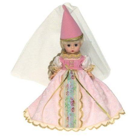 Madame Alexander: Rapunzel Doll ドール 人形 フィギュア