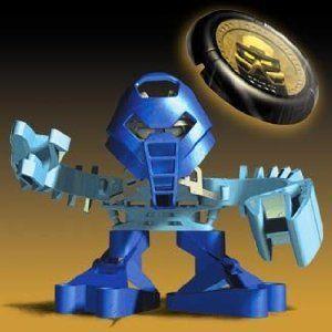 Maku 1390 - Lego (レゴ) McDonalds 2002 Euro Bionicle Tohunga Matoran ブロック おもちゃ