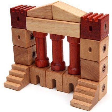 Manhattan Toy (マンハッタントイ) Architecture Set ブロック おもちゃ