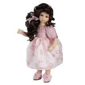 Marie Osmond Doll 9 Standing Madisyn Sweetheart Tiny Tot ドール 人形 フィギュア