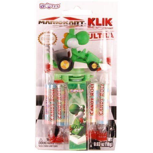 MarioKart DS Klik Ultra フィギュア ダイキャスト 人形
