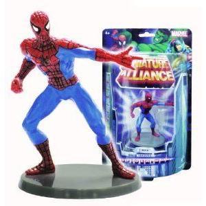 Marvel (マーブル) Miniature Alliance 2.75 PVC Figurine - Iron Man (アイアンマン) フィギュア おもち