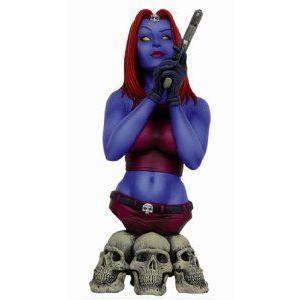 Marvel (マーブル) Universe: Mystique Bust フィギュア おもちゃ 人形