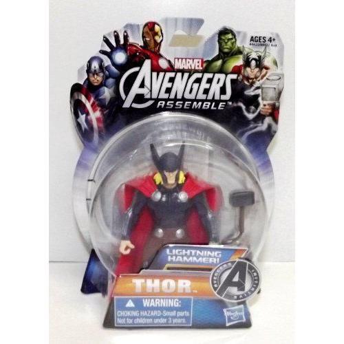 Marvel マーブル Avengers アベンジャーズ Assemble All Star-Thor フィギュア ダイキャスト 人形