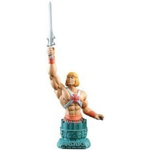Masters of the Universe He-Man Filmation Mini Bust Paperweight フィギュア おもちゃ 人形