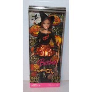 Mattel (マテル社) Barbie(バービー) Halloween Party Doll ドール 人形 フィギュア