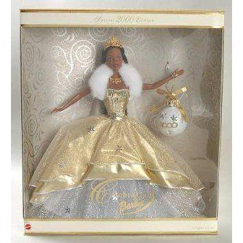 Mattel (マテル社) Holiday Barbie(バービー) Series #2 with Box, Collectible - 6949597 ドール 人形