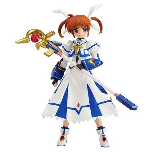 Max Factory - Magical Girl Lyrical Nanoha The Movie 2nd figurine Figma Nanoha フィギュア ダイキャ