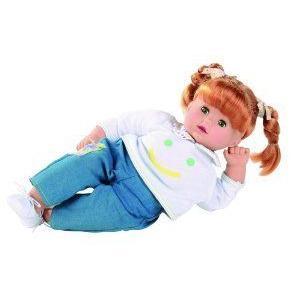 Maxy Muffin 16.5 - 赤 Hair ドール 人形 フィギュア