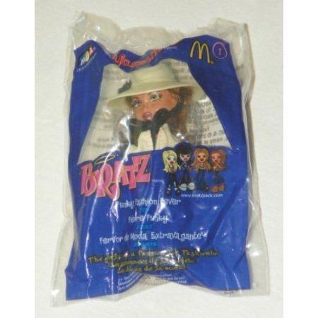 McDonalds - BRATZ Funky Fashion Fever #1 YASMIN - 2002 ドール 人形 フィギュア