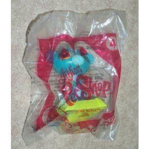 McDonalds - Littlest Pet Shop (リトルペットショップ) #4 - SUNIL NEVLA - 2012 ドール 人形 フィギュ