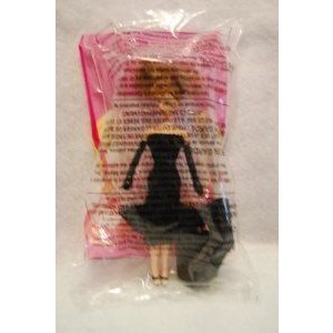 McDonalds Happy Meal 1999 Barbie(バービー) Solo in the Spotlight Barbie(バービー) in 黒 Dress
