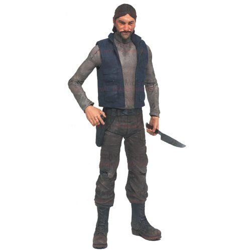McFarlane マクファーレン Toys The Walking Dead Comic Series 2 The Governor Action Figure フィギュ