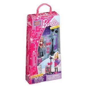 Mega Bloks (メガブロック) - 80238 - Jeu De Construction - Barbie(バービー) - Pop Star ドール 人形