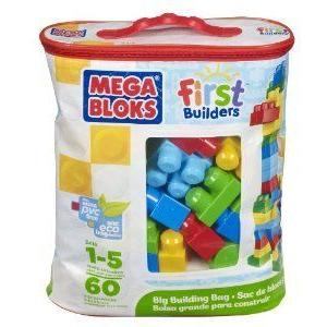 Mega Bloks (メガブロック) First Builders Classic ブロック おもちゃ