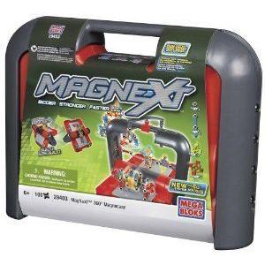 Mega Bloks (メガブロック) MagNext 360 Case ブロック おもちゃ