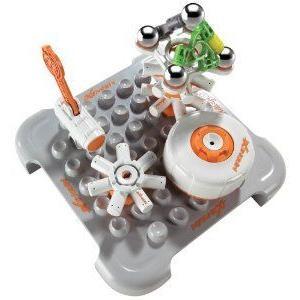 Mega Bloks (メガブロック) Magnext Dynamix Gears and Elektronix ブロック おもちゃ