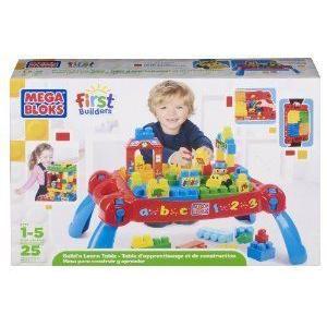 Mega Bloks (メガブロック) Play 'n Go Table ブロック おもちゃ