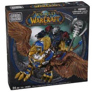 Mega Bloks (メガブロック) World of Warcraft (ワールド・オブ・ウォークラフト) Swift Gryphon and Gra