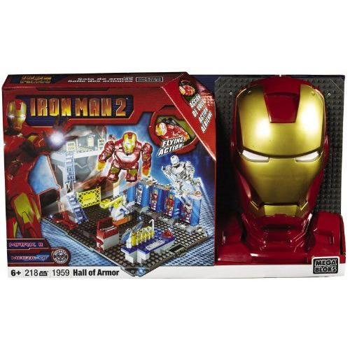 Mega Bloks メガブロック Ironman 2 アイアンマン Hall of Armor Playset