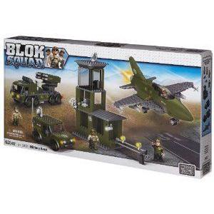 Megabloks Blok Squad Army Base ブロック おもちゃ