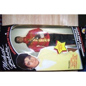 Michael Jackson Barbie(バービー) Doll Superstar of the 80's American Music Awards Outfit ドール 人
