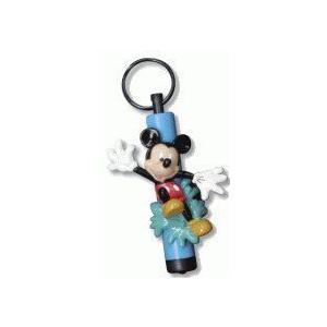Mickey Flashlight Key Ring フィギュア おもちゃ 人形