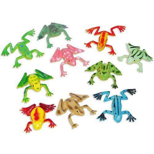 Mini Vinyl Frogs (6 dz) フィギュア ダイキャスト 人形