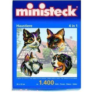 ministeck 31702, Pets フィギュア おもちゃ 人形
