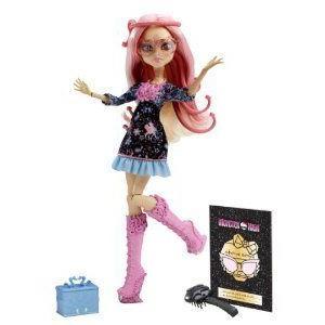 Monster High (モンスターハイ) Frights, Camera, Action! Viperine Gorgon Doll ドール 人形 フィギュア