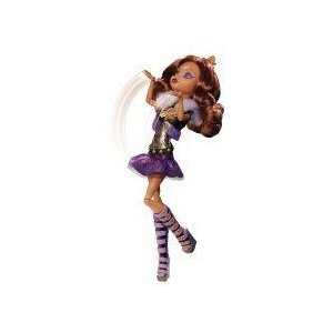 Monster High (モンスターハイ) Ghouls Alive Clawdeen Wolf ドール 人形 フィギュア