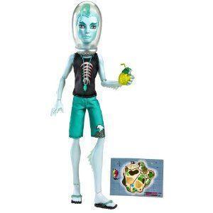 Monster High (モンスターハイ) Skull Shores Gil Webber Doll ドール 人形 フィギュア